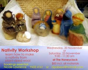 Nicole's Nativity Workshop BIG