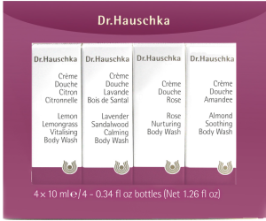 Dr H Body Wash Trial Packs