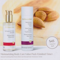 Moisturising Body Care Pack