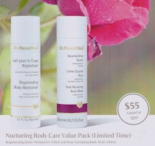 Nurturing Body Care Pack