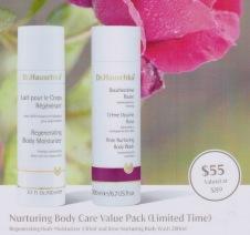 Nurturing Body Care Pack