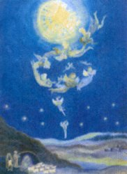 The Holy Night (31x47cm)
