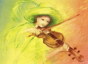 MvZ; Play the Violin