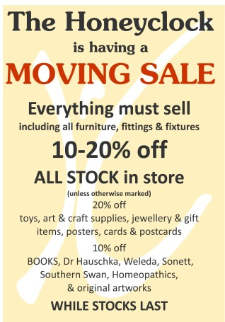 Moving Sale A5